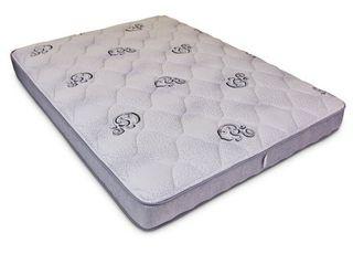 Wolf 6 inch Sofa Sleeper Innerspring Mattress  Retail 198 49
