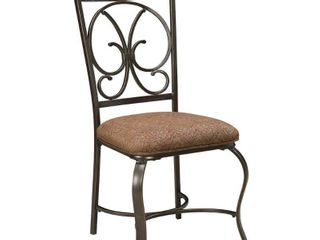 Dining Chair 4 pieces set Bark   Signature Design by Ashley