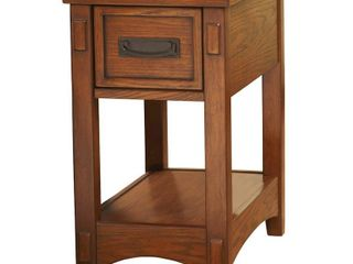 Breegin Chair Side End Table Brown   Signature Design by Ashley