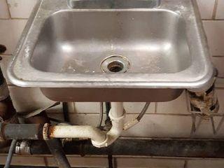 18  wall mount sink
