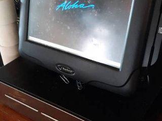 POS system and printers Aloha