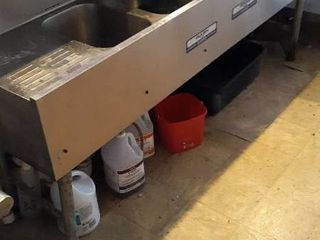 4 hole bar sink