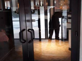 72 x 84 interior set commercial double doors