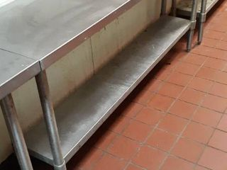 72  x 18 stainless