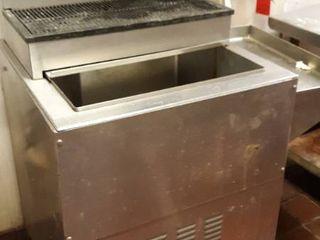 12 flavor Cornelius dispenser on ice bin