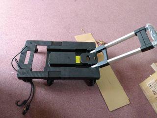 6 Wheel Plastic Utility Cart