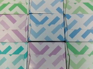 Solimo Facial Tissues  160 Tissues Per Box  18 Flat Boxes