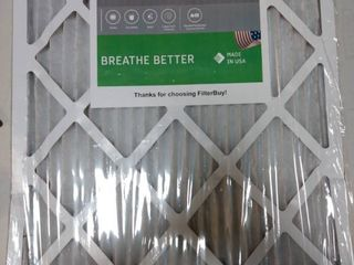 AIR FIlTER BUY  MADE IN THE USA  18 x20 x1   2 pack