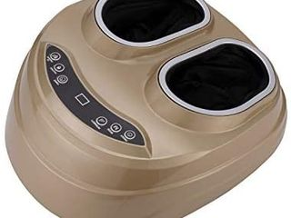 AOCHUANG Shiatsu Foot Massager Machine with Heat Deep Kneading Therapy Air Compression Relieve Foot Pain