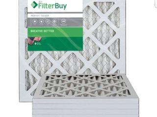 14x14x1 MERV 8 Pleated Air Filter 6 Pack