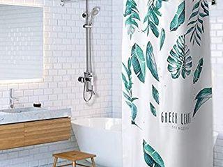 PrettyHome l Shapaed Bathroom Bathtub Corner Shower Curtain Rod large Space 28 x68 Chrome Finished