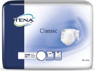 TENA Classic Adult Diaper Brief X lARGE 67750 25  Bag