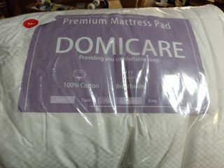 Domicare Premium Mattress Pad