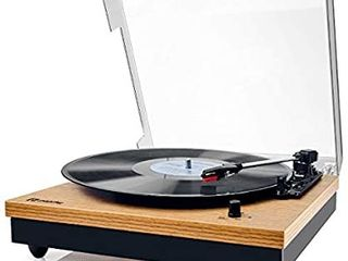Record Player  Popsky Vintage Turntable