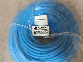 150 ft 50m Blue Computer Patch Cable