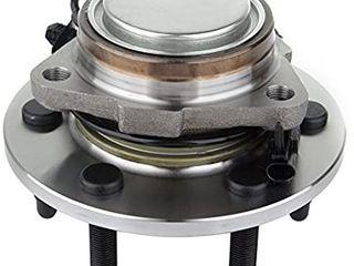 ECCPP Front 6 lug Wheel Hub Bearing Assembly for Chevy GMC Cadillac Escalade Suburban 1500 Tahoe Yukon Xl 1500 Avalanche Silverado 1500 Sierra 1500 W ABS 2x4 2WD 515097