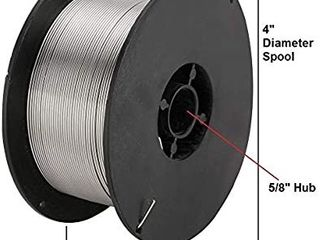 Aluminum Mig 1 Roll ER5356 035  1 Ib Each Roll MIG Welding Wire ER5356