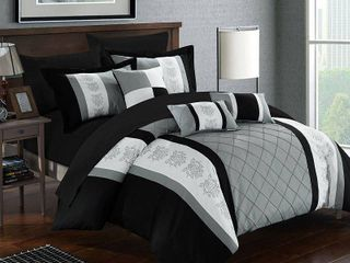 Chic Home Clayton King Comforter