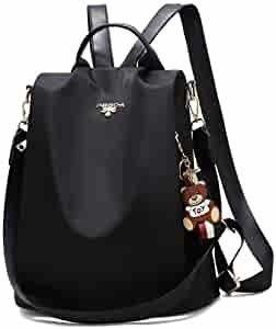 Women Backpack Purse Waterproof Anti theft Daypack lightweight School Shoulder Bag
