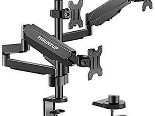 MOUNTUP Triple Monitor Stand Mount