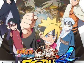 Naruto Shippuden  Ultimate Ninja STORM 4 Road to Boruto Standard Edition   Xbox One