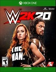 WWE 2K20   Xbox One  Video Games