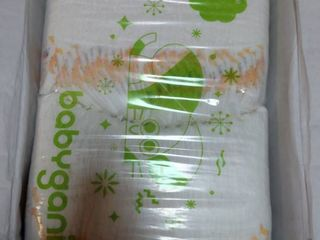 Babyganics Ultra Absorbent Diapers  Size 1  232 Ct