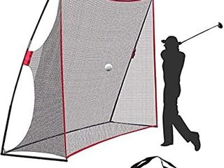 Golf Net for Backyard Driving  Portable Golf Practice Net Indoor Outdoor Hitting Chipping Training Net w Carry Bag