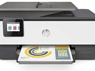 HP OfficeJet Pro 8025 All in One Wireless Printer  Smart Home Office Productivity