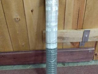 Fence Wire  19 gauge   mesh 1 2    5 lx 24 W
