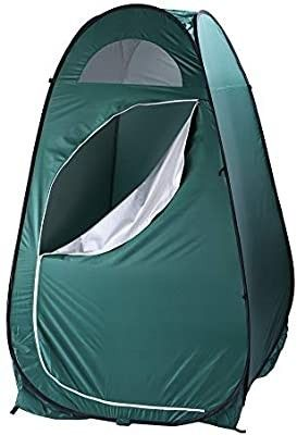 PEXMOR Portable EZ Pop UP Changing Room Tent with Carrying Bag  Perfect for Outdoor Dressing Shower Camping Toilet Fishing Beach  Backpack Shelter