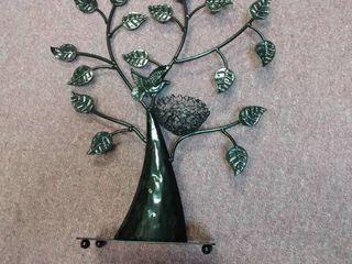 Metal Decorative Piece 17  Tall