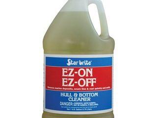Star brite E Z On E Z Off Boat Bottom Hull Cleaner  1 Gallon