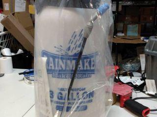 Rainmaker multi purpose 8 gallon pressure pump sprayer