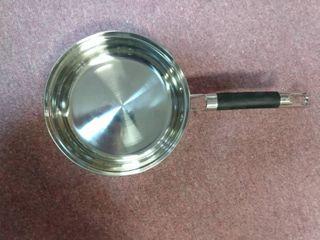 MODERN INNOVATIONS 9  DEEP STAINlESS STEEl PAN