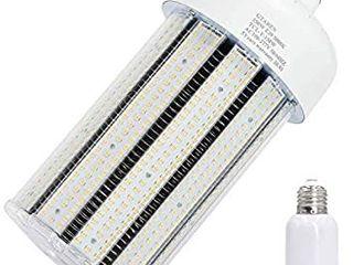 150W lED Corn Cob light Bulb Equivalent 600W Metal Halide HPS HID CFl 5000K AC110 277V E39 Mogul Base lED retrofit Bulb for Commercial Industrial lighting Wearehouse Gyms Workshop Bay light Fixture