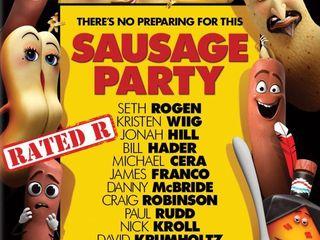Sausage Party  Includes Digital Copy   4K Ultra HD Blu ray Blu ray   2016