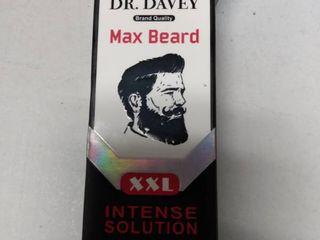 DR DAVEY BEARD GROWTH  XXl  30Ml BOTTlE