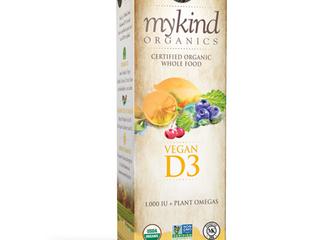Garden of life Kind Organics Vegan D3 Spray  2 Ounce