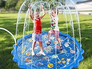 MOZOOSON Splash Pad for Kids