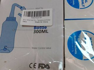 Waterpulse Nasal Wash Bottle
