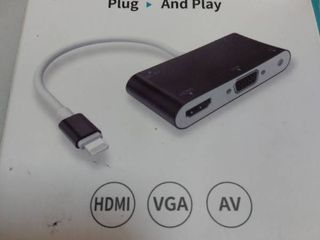 lightning Digital AV Adapter