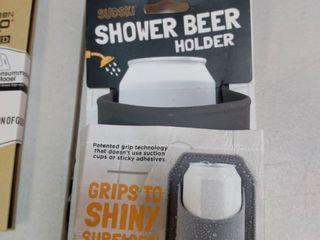 Sudski Shower Beer Holder