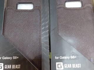 Gear Beast leather Phone Case Bundle