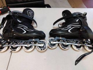 Pair of Inline Roller Skates