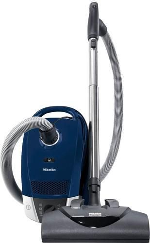 Miele   Compact C2 Canister Vacuum   Blue marine