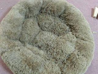 Plush Dog Bed Medium