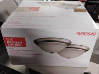 project source 2 ct flush mount ceiling fixtures