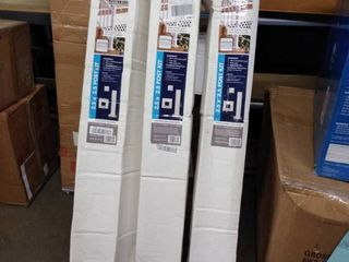 deckorators 48 inch white post only 3 boxes