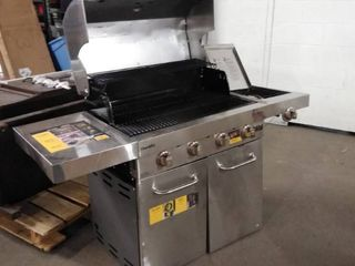 char broil grill no wheels as is